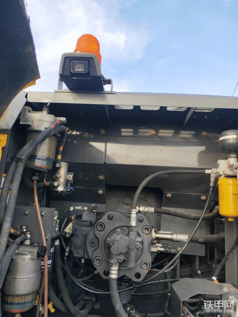 川崎液压泵,和五十铃它俩是绝配!