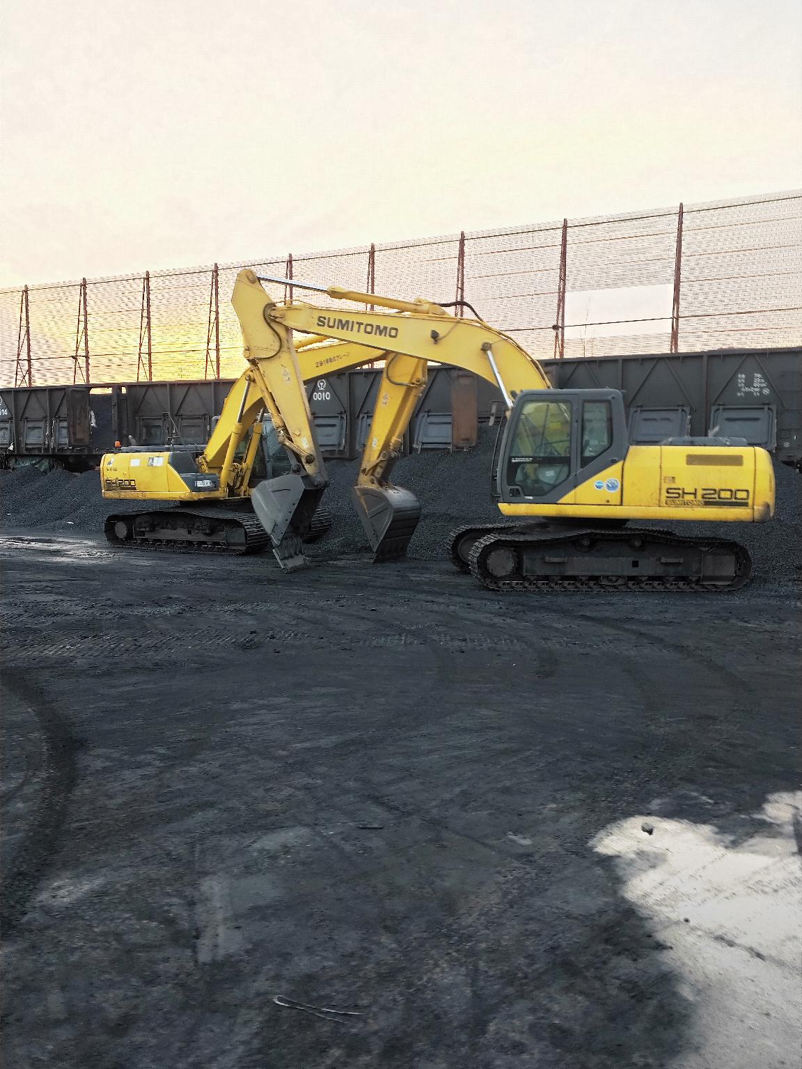 【购车记】二手挖机,新车品质
