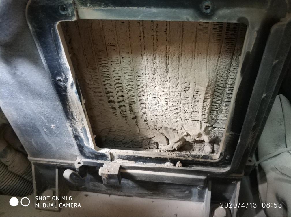 关于小松60-8或者70-8空调制冷效果差,该怎样处理