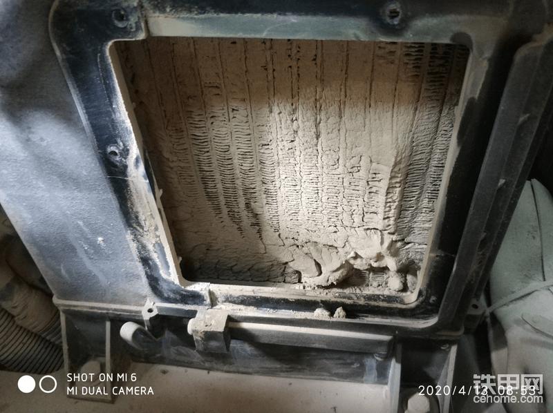 關于小松60-8或者70-8空調制冷效果差,該怎樣處理-帖子圖片