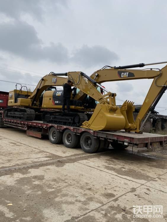 卡特彼勒313D2 GC挖掘机1个月使用报告-帖子图片