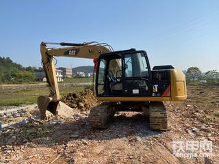 卡特彼勒313D2 GC挖掘机1个月使用报告