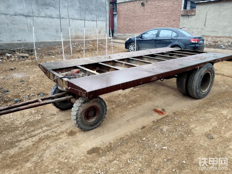 拖拉机拖板车进贴讨论-帖子图片