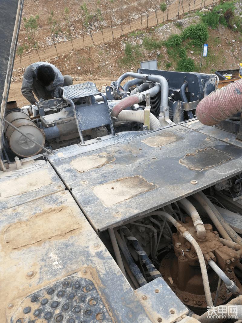 【我的凯斯情】凯斯470B挖机使用测评非官方版