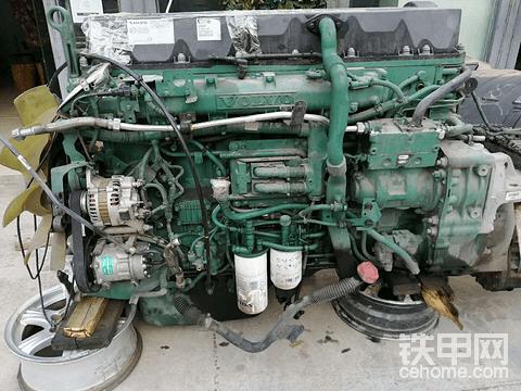 沃爾沃440馬力發動機
