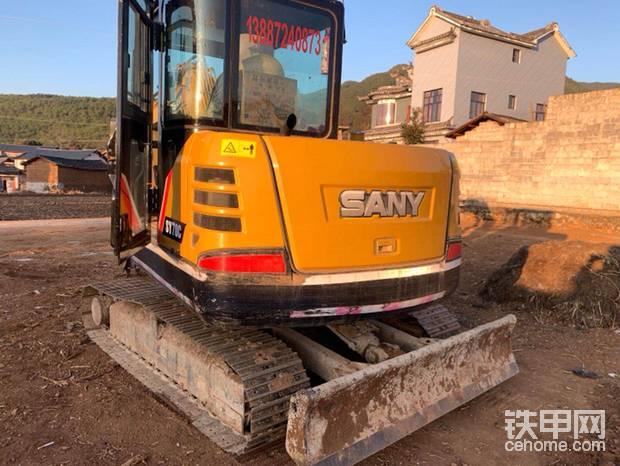 出租小型挖掘机、小型拖车-帖子图片