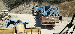 装载机长下坡  变速箱油温变高  对车子的伤害有多大