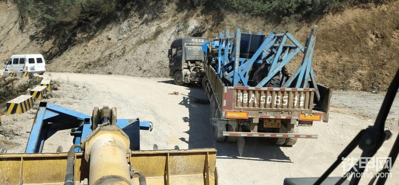 装载机长下坡  变速箱油温变高  对车子的伤害有多大-帖子图片