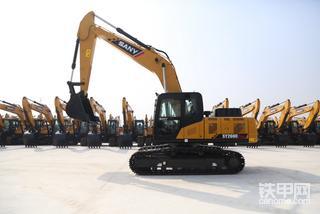 国产20吨机,三一和徐工选哪个?