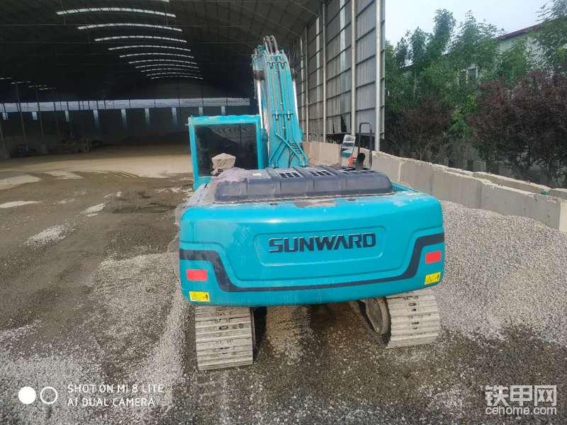 【我的好伙伴】山河智能SWE215E挖機3100小時報告-帖子圖片
