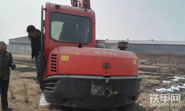 【我的久保田情】久保田185挖機使用感受-帖子圖片