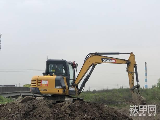 【百字說車】臨工E655F挖機100小時用機感受-帖子圖片