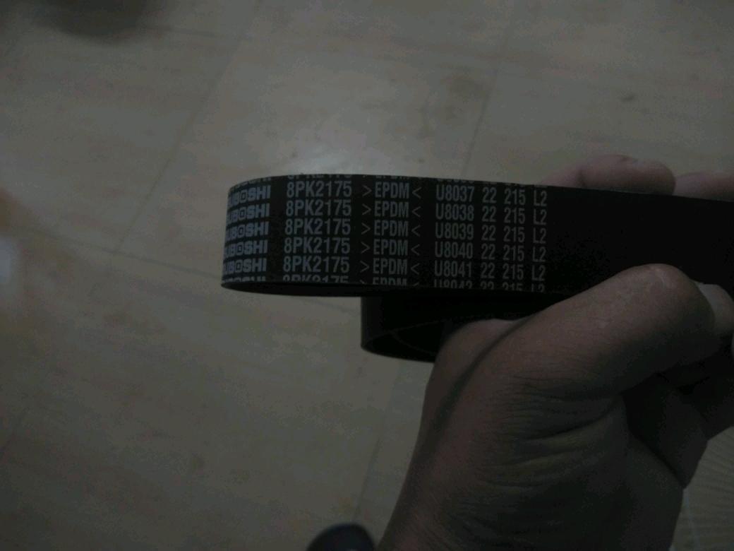 卡特336皮带