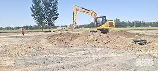 【争机夺秒】人生第5台柳工,喜提柳工913E挖掘机