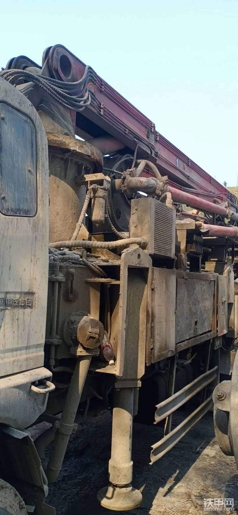 天括泵車28米-帖子圖片