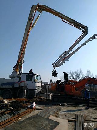 【操作达人】关于挖机吊装的注意事项