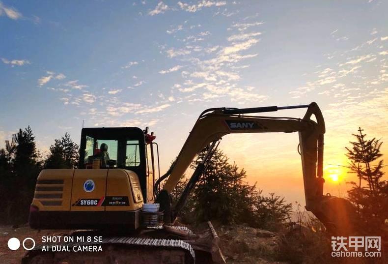 【每周評車】三一SY60C挖機800小時使用報告-帖子圖片