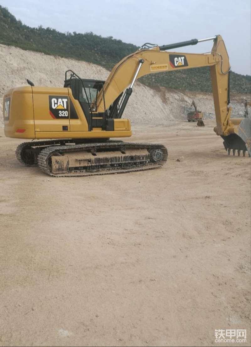 【每周評車】卡特彼勒320挖機5100小時使用報告-帖子圖片