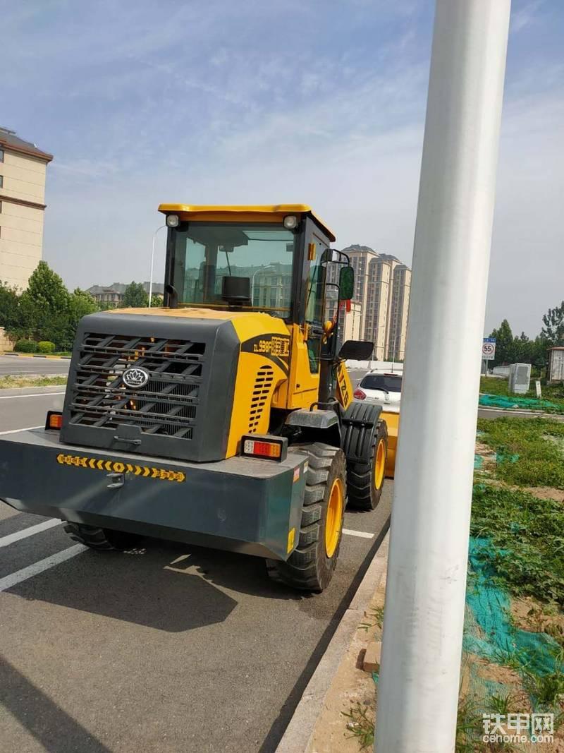 转让装载车2t型号明宇重工 938F-帖子图片