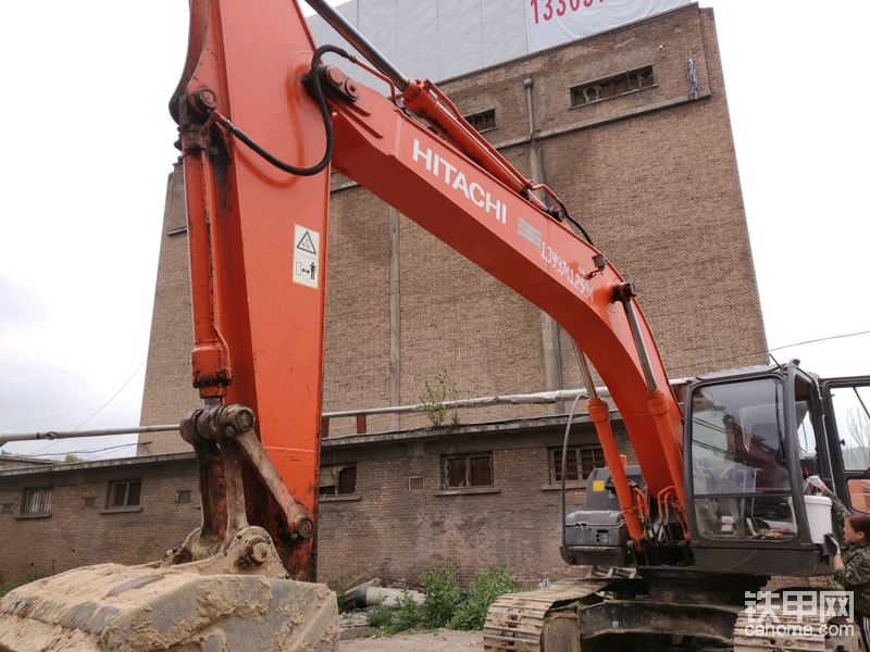 中国中车TR360旋挖钻提车记-帖子图片