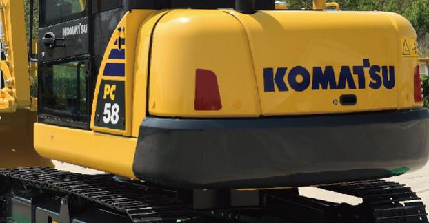 【每周说车】小松56-7挖掘机1700小时报告