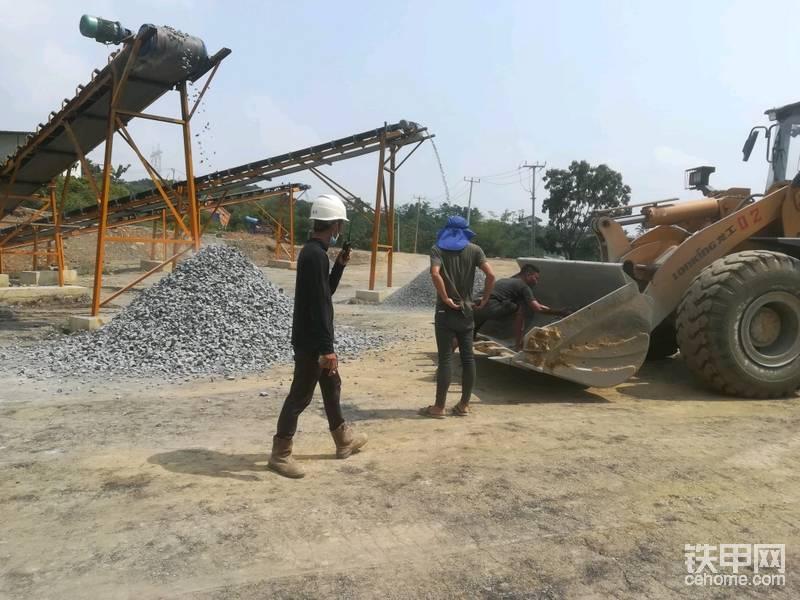 石料廠600千瓦發電機修復試生產-帖子圖片