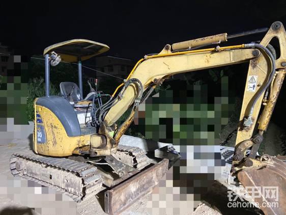 出售小松pc30-2自用机-帖子图片
