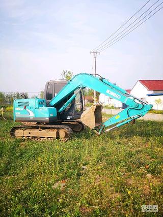 神鋼SK75-8挖掘機10100小時使用報告