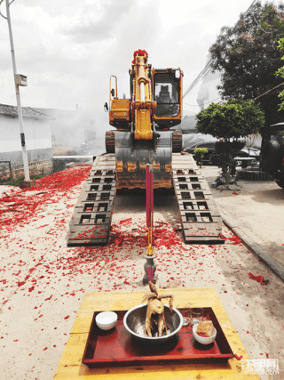 【我是說車達人】喜提山東臨工E6135F挖掘機
