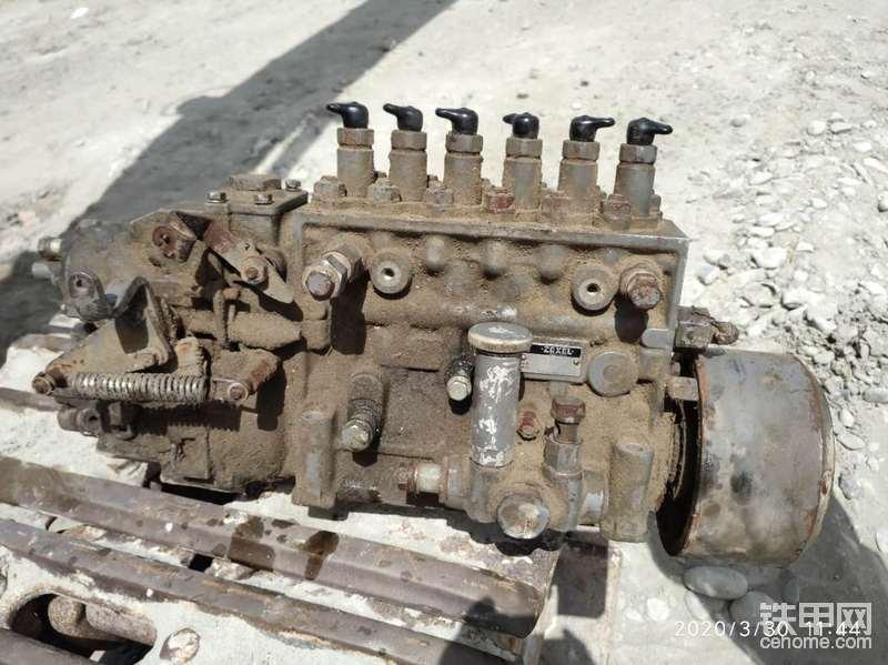 請問我的中聯重科ZE230E柴油泵哪里有賣的?-帖子圖片