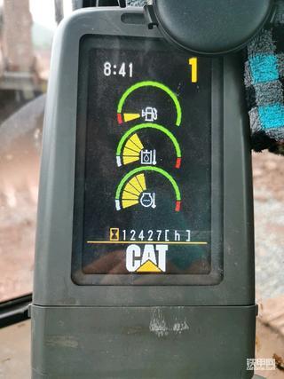 卡特312D2GC严重掉转速,求指教