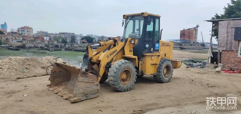 【我说铲车】厦工XG920T装载机使用报告-帖子图片