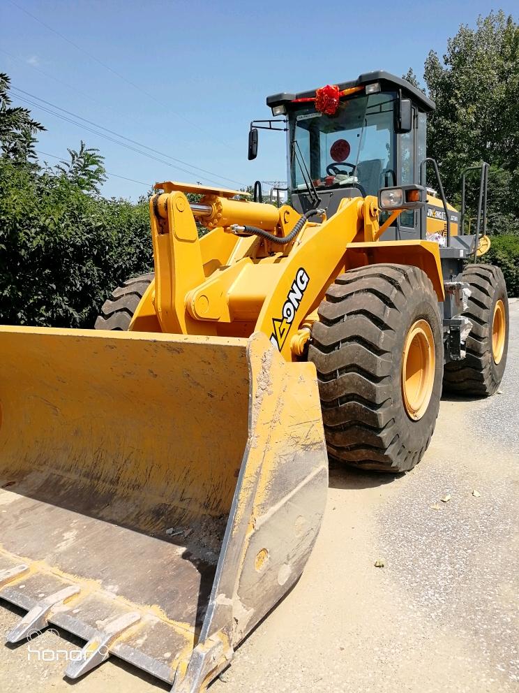 【我说铲车】晋工756KN工作三千小时的使用报告