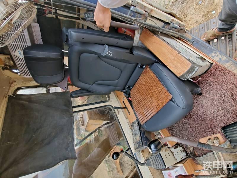 小松60—6改装座椅地板-帖子图片