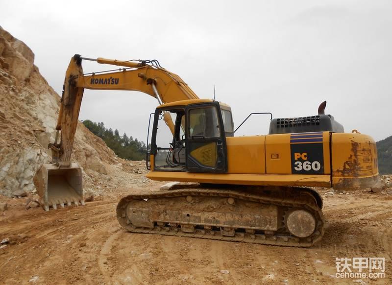 【維修記】挖掘機常見全車動作慢,無力簡單處理方法-帖子圖片