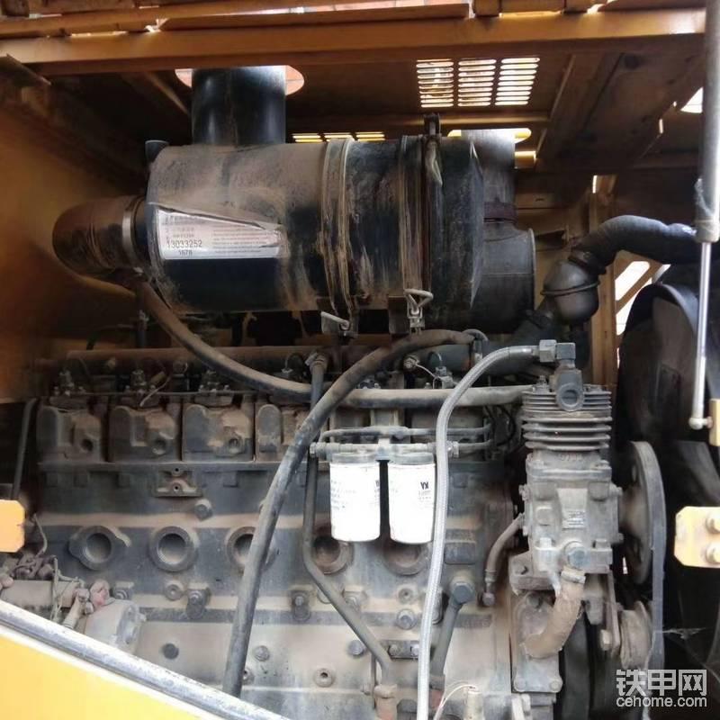 标配潍柴道依茨发动机,动力强劲、省油!