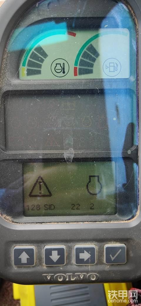 沃尔沃曲凸轴传感器故障