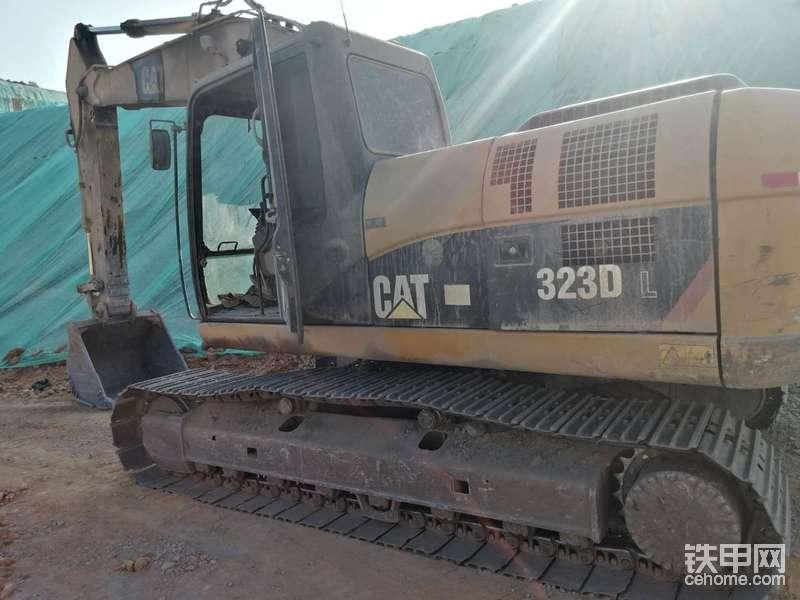 卡特323D挖掘機不能起動維修分享-帖子圖片