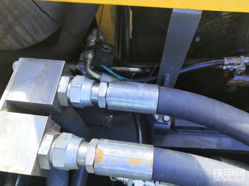 沃爾沃挖掘機460B故障碼報警的排除-帖子圖片