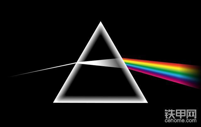 物理专业:看着下面的图片大家是不是有点疑惑,这表达的是什么意思呢?遇到你之前,我是一束白光,遇到你之后,我便是彩虹。就好像是我的世界因你的到来而多姿多彩,很浪漫啊!
