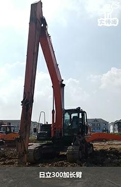 【大师傅维修】江苏南京大康挖机维修厂加长臂改造