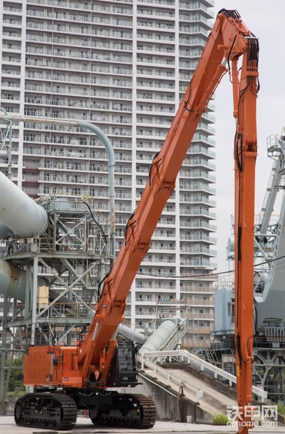 日本🇯🇵靓机:日立巨型解体机(1):ZX1000K!-帖子图片