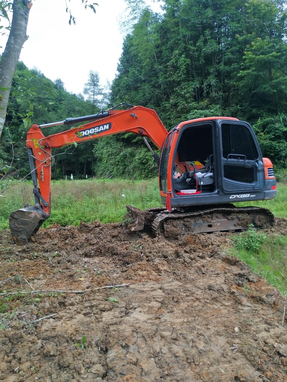 斗山759c挖机3000实用报告