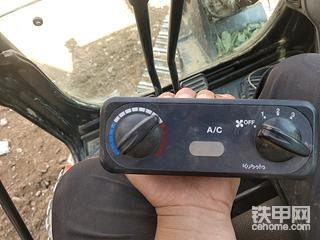 求购二手久保田165空调面板!