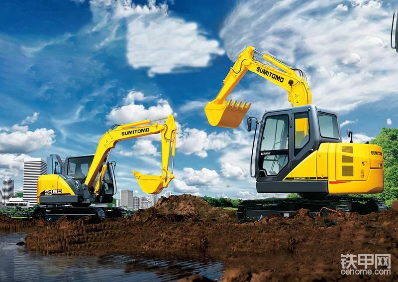 挖掘机分类-帖子图片