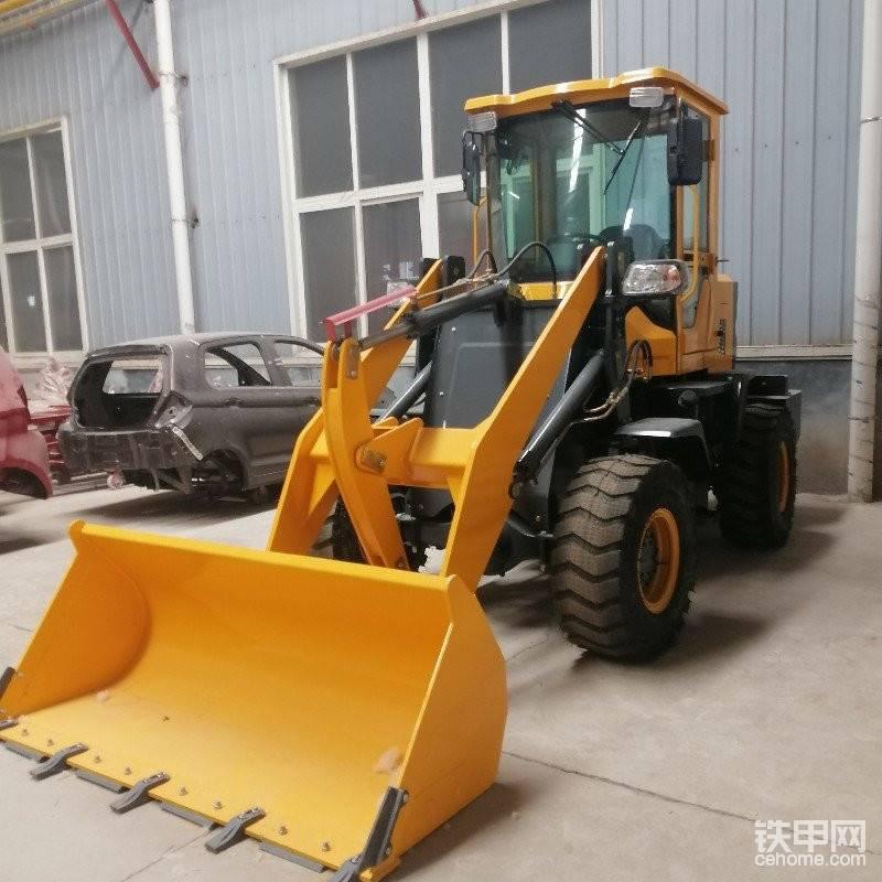 铲粮食装载机 砂石料装载机 混凝土装载机 生产厂家帖子图片