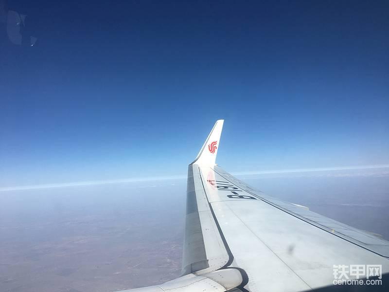 从上空看乌海,明天去矿山看乌海