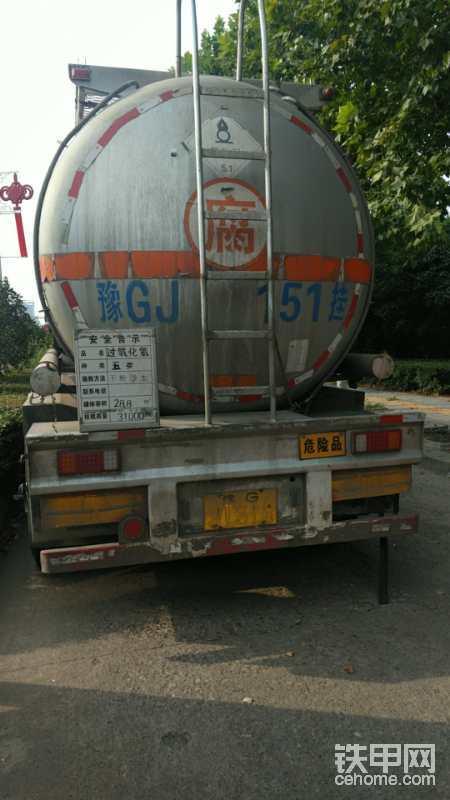 15年12月份河南户不锈钢油罐半挂13997897950-帖子图片