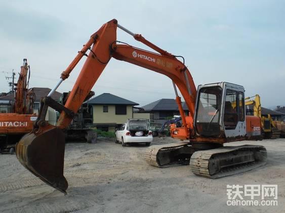 日本🇯🇵老爷车,日立EX100-1-帖子图片