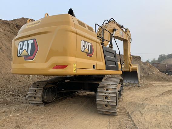 卡特349新车